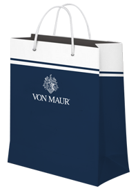Von Maur shopping bag