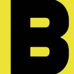 Big letter B logo for BEAU